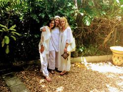 Sri Lanka retreat Temple visit