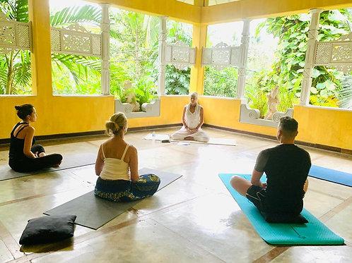 Kundalini Yoga group class - Morning