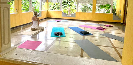 Sri Lanka Yoga Retreats. The Yoga Shala