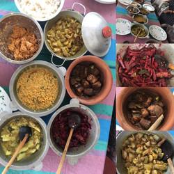 Cookery course Sri Lanka retreat