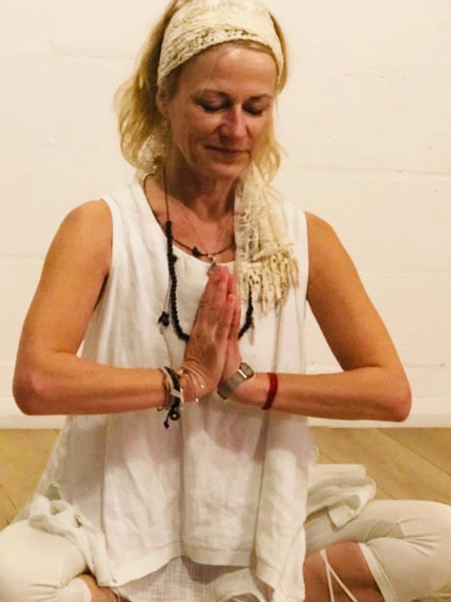 Private Kundalini Yoga Class (individual or a pair)