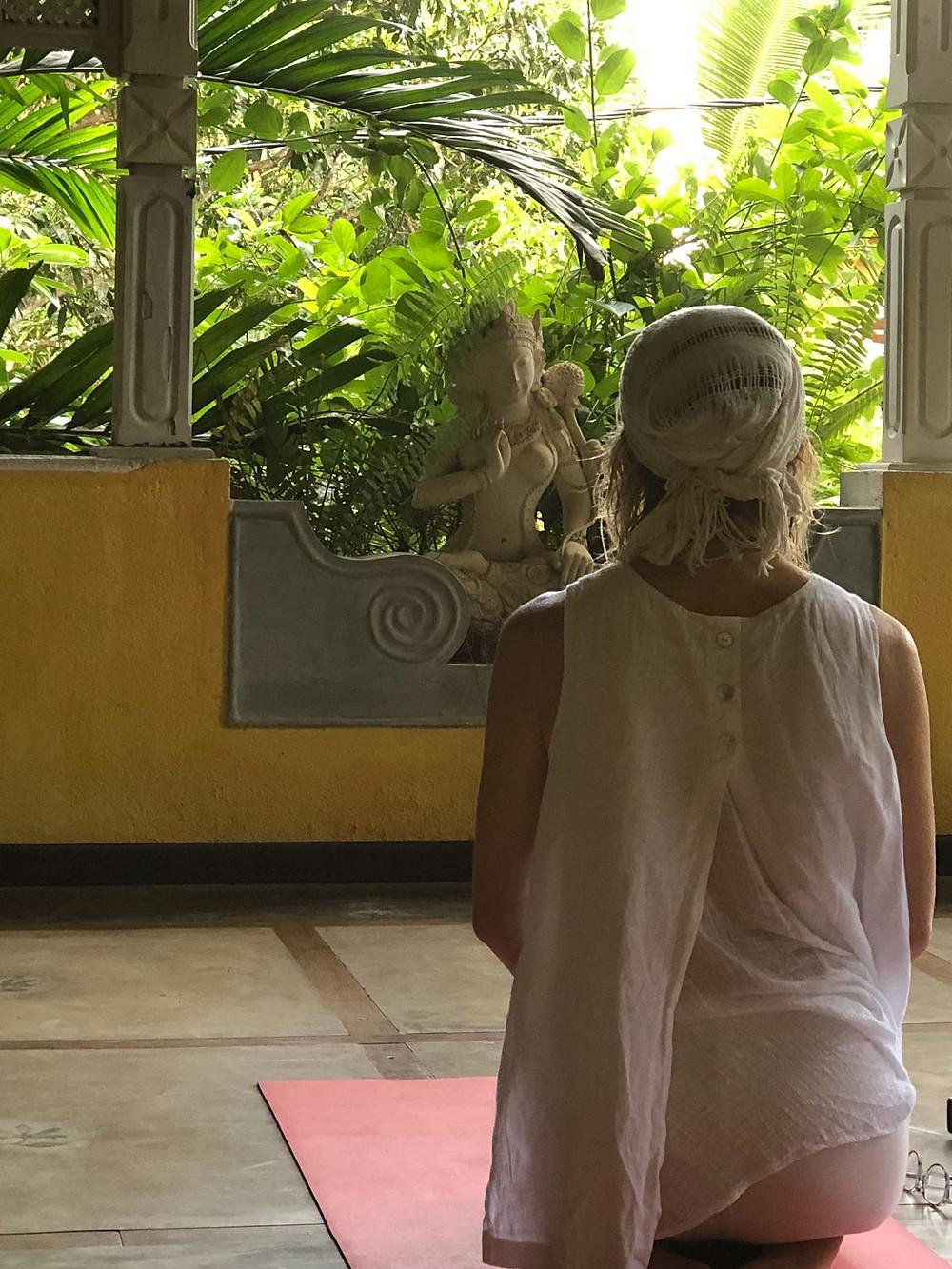 Personal practice in Sri Lanka