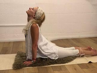Cobra Breathwork Kundalini Yoga Louise luiggi