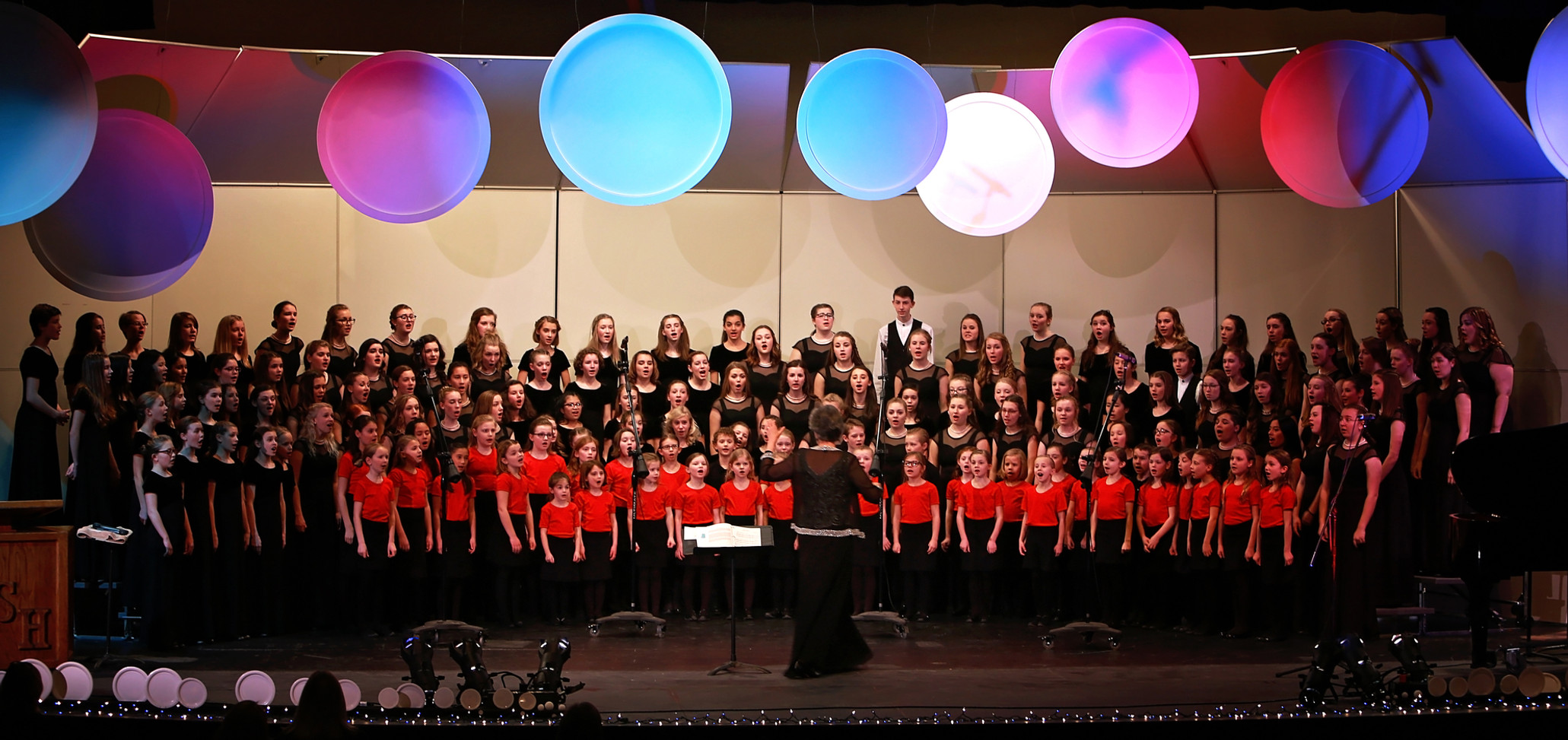 Youth Choir of Central Oregon