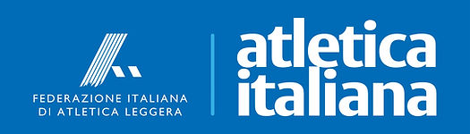 Logo FIDAL_Atletica Italiana negativo_pa
