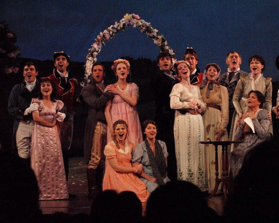 Pride & Prejudice- La Mirada Theatre