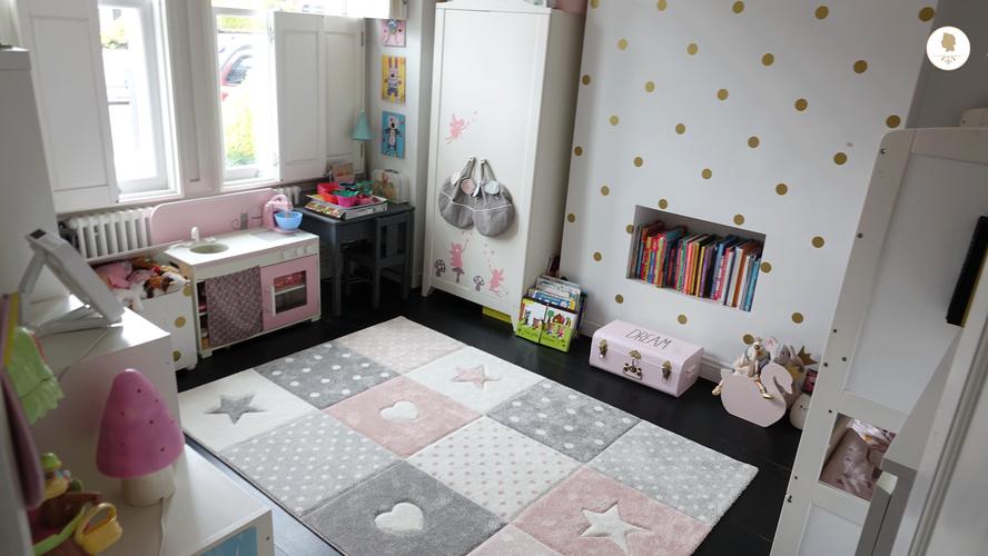 Children's bedroom, Astonville Maisonette