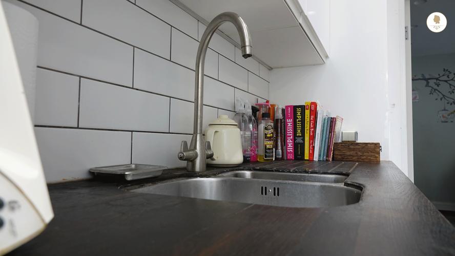 Kitchen, Astonville Maisonette