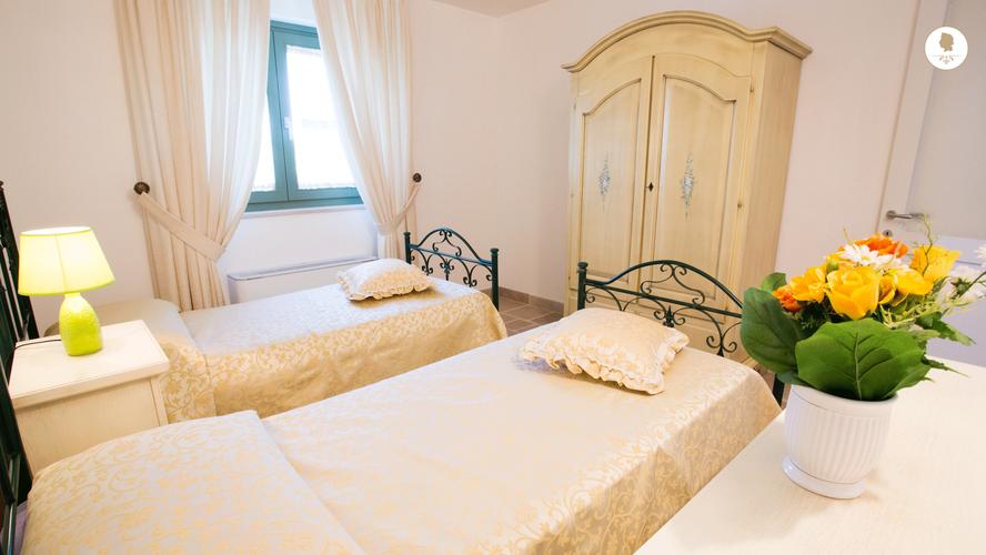 Second Bedroom, Villa San Domenico