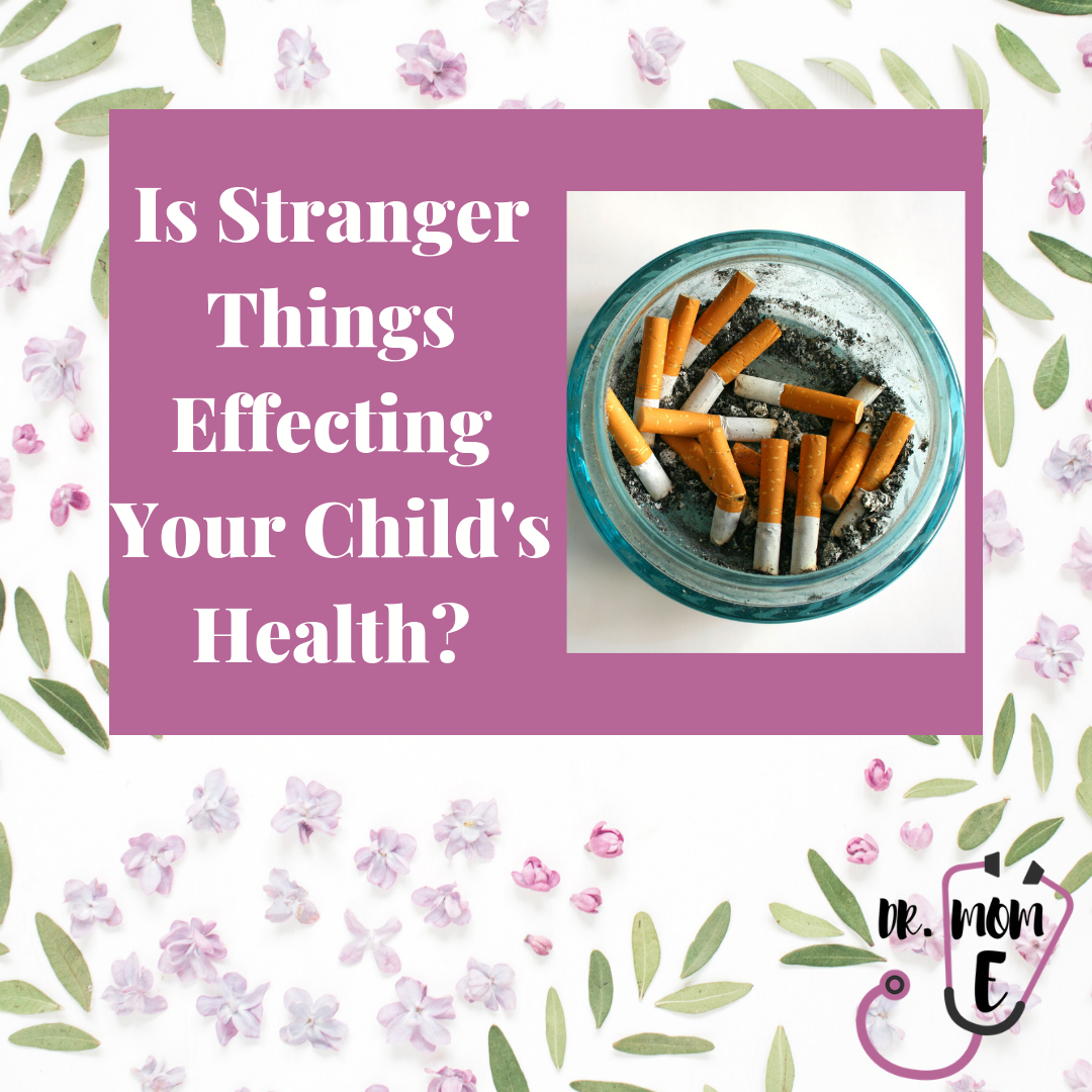 Is Stranger Things Effecting Your Child's Health