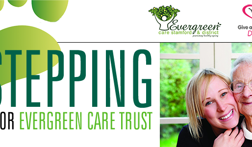 Stepping for Evergreen Care Trust