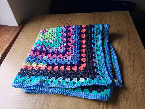 Small  blanket colourful