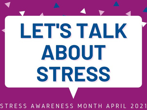 How To De-Stress During National Stress Awareness Month
