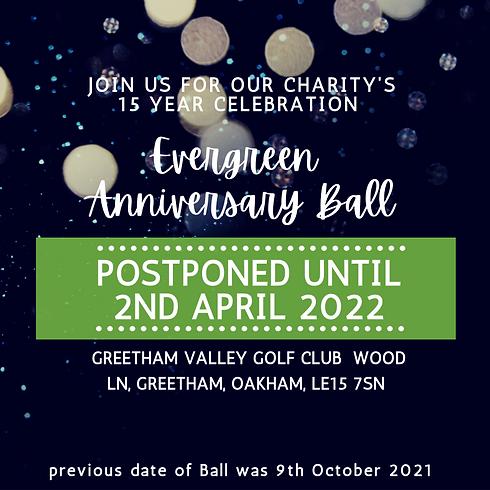 Evergreen Anniversary Ball