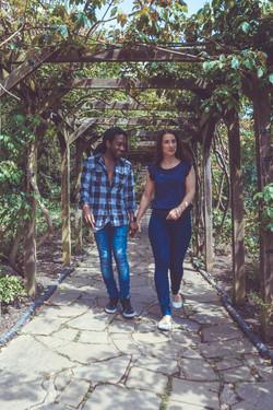 John and Sharika