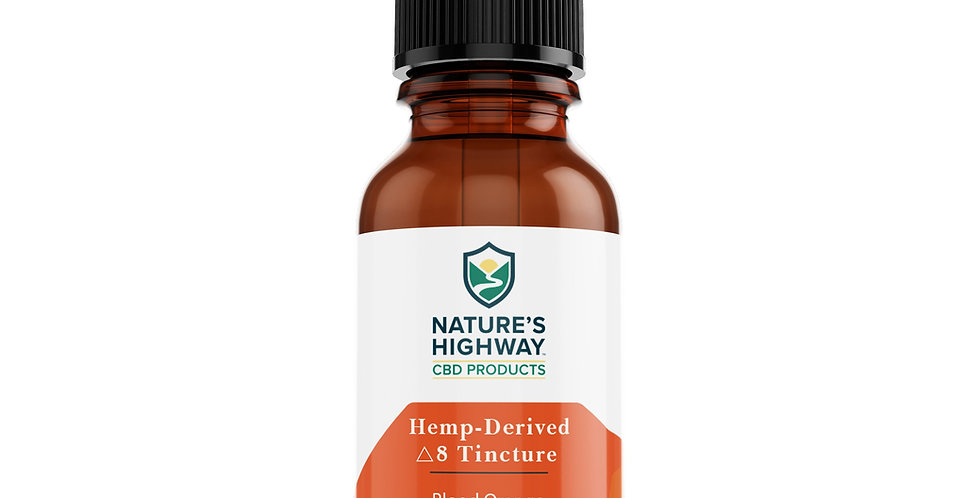 NH D8 1000mg Flavored Tincture