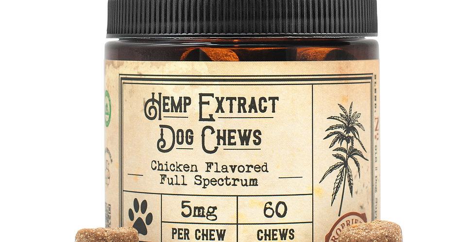 R+R Dog Chews 5mg/chew