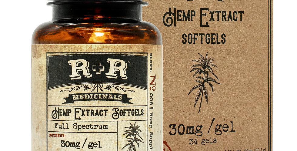 R+R Softgel 30mg/gel
