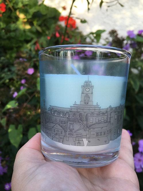 Barnsley Skyline Candle