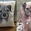 Thumbnail: Custom dog cushion