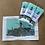 Thumbnail: Tea Towel Barnsley Skyline