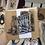 Thumbnail: Vintage Camera Hand Printed Lino Card