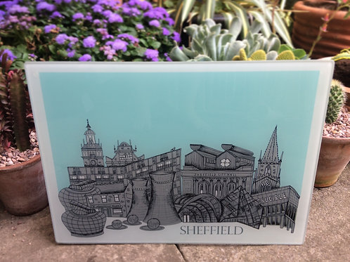 Sheffield Chopping Board