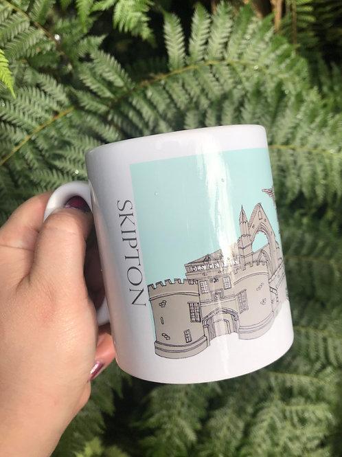 Skipton Skyline Mug
