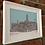 Thumbnail: A5 Framed Barnsley Skyline Signed Print
