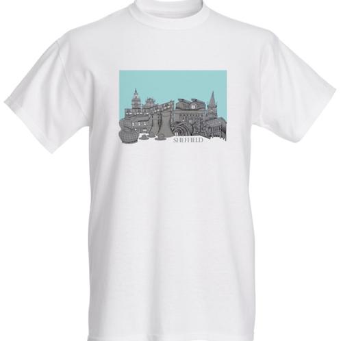 Sheffield Skyline T-Shirt