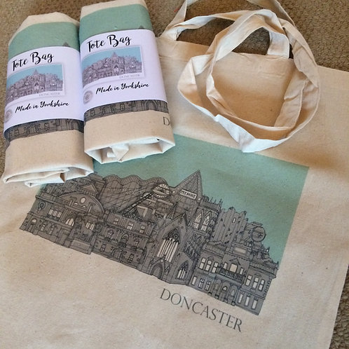 Tote Bag Doncaster Skyline