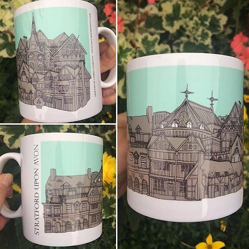 Stratford Upon Avon Mug