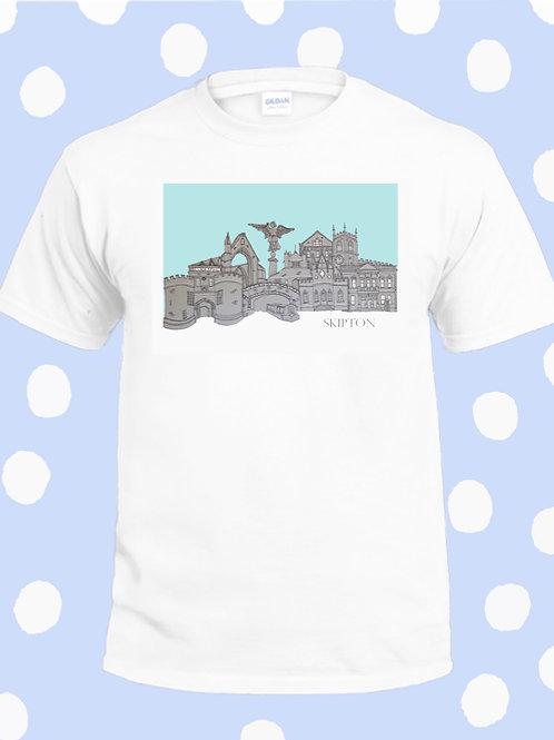 Skipton Skyline T-shirt