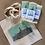 Thumbnail: Tote Bag Barnsley Skyline