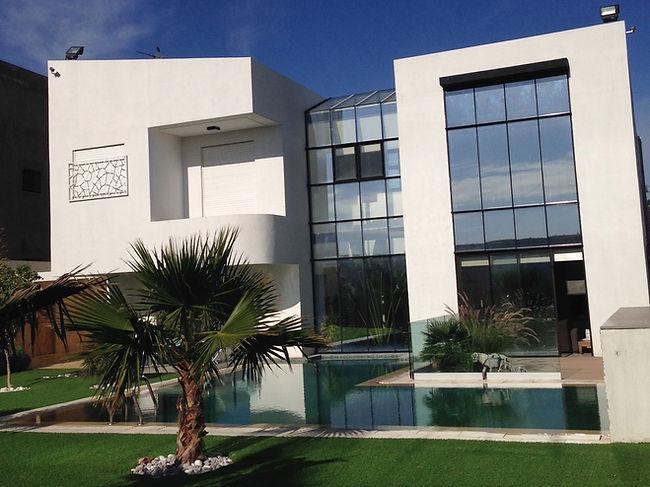 Villa boulogne