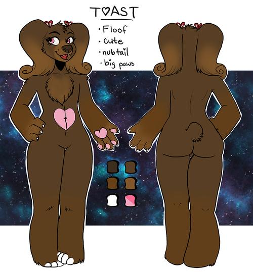 Toast Character Sheet