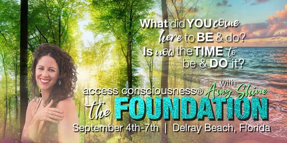 The Foundation in Delray Beach September