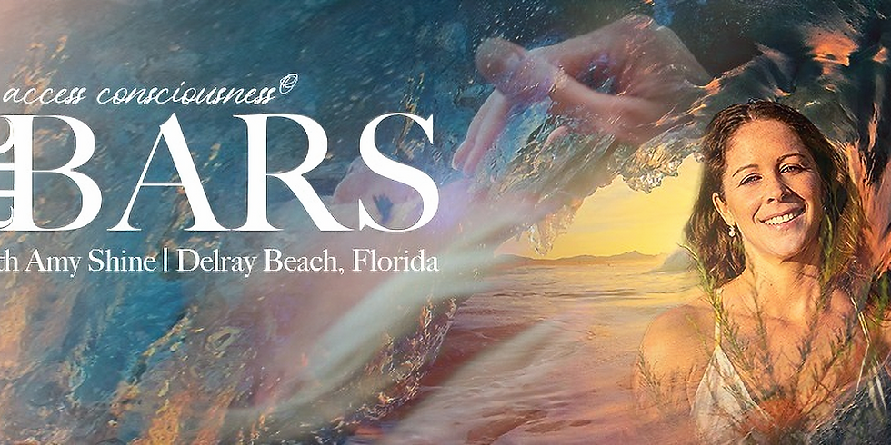 Access Bars Practitioner Class Delray Beach
