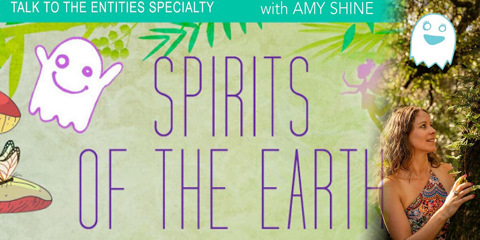 Spirits of the Earth an Intro with Amy Shine