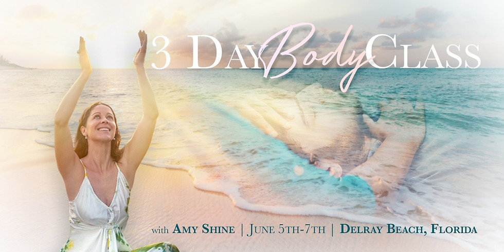 Access 3 Day Body Class with Amy Shine