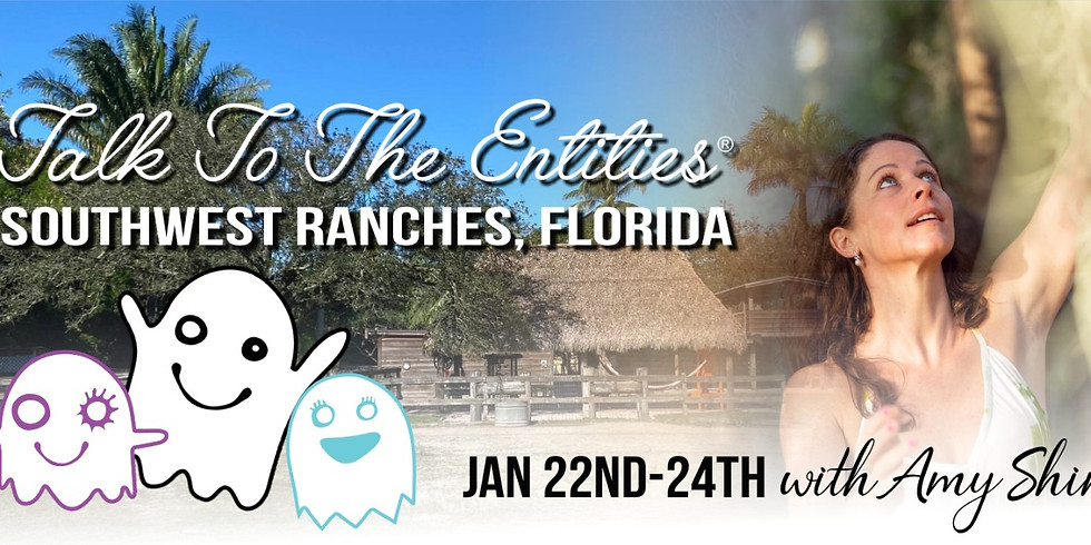 Talk To The Entities 2.5 Day Live Class on the Ranch