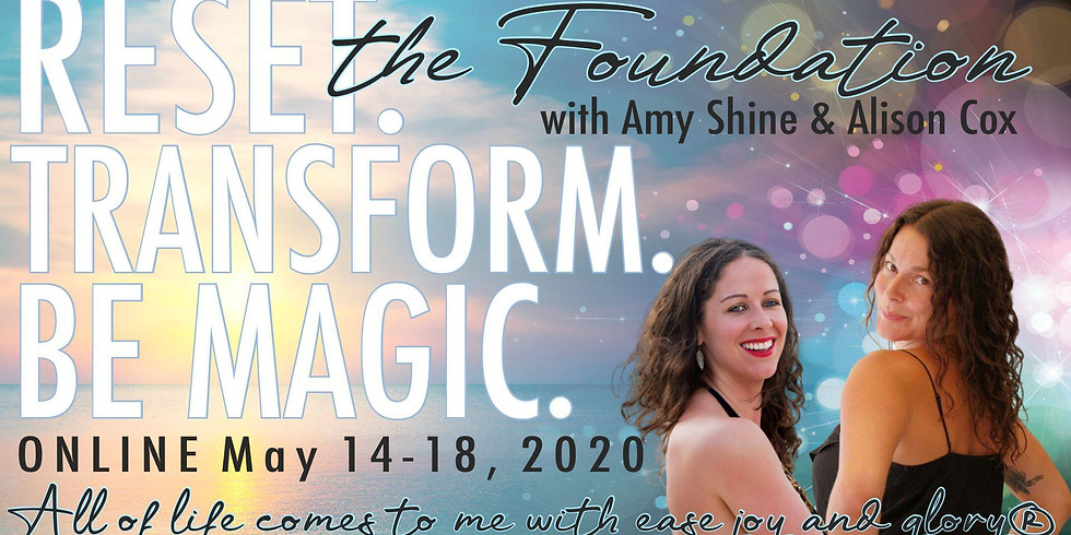 The Foundation Online with Amy & Alison