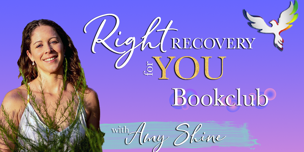 Right Recovery for You Book Club