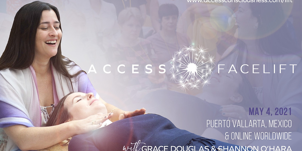 Access Energetic Facelift POP in Florida with Grace Douglas & Shannon O' Hara