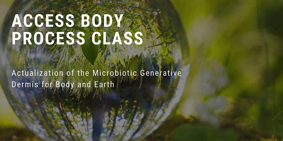 Access Body Process For immune system of Body & Earth Class