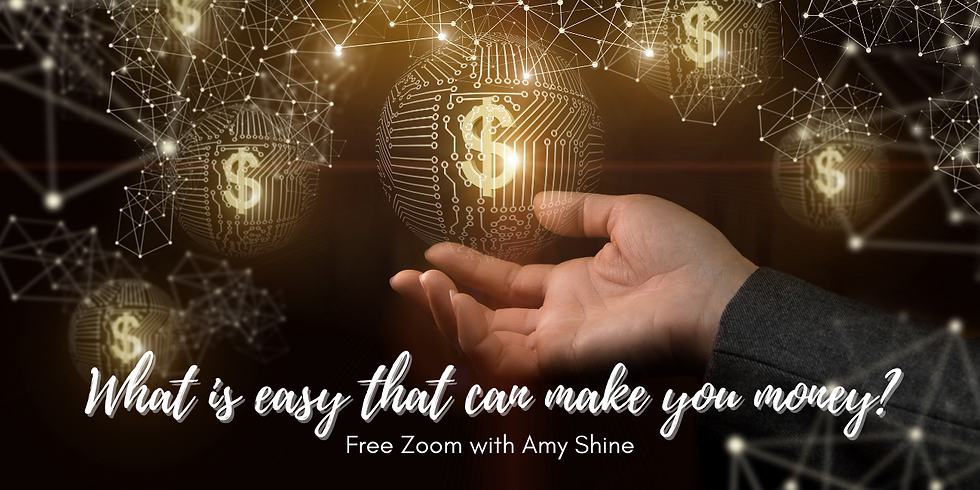 What Is Easy That Can Make You Money?