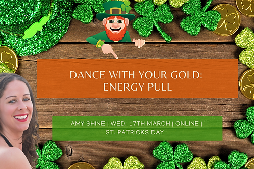 Dance with your Gold: Energy Pull