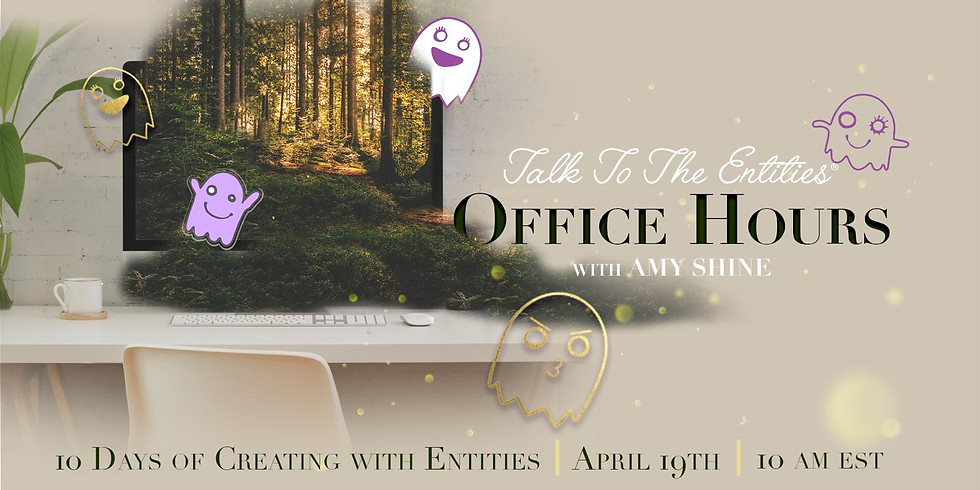 Office Hours for Entities