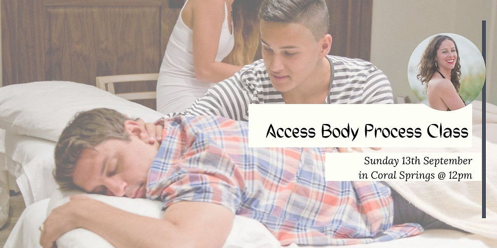 Access Body Process Class Coral Springs