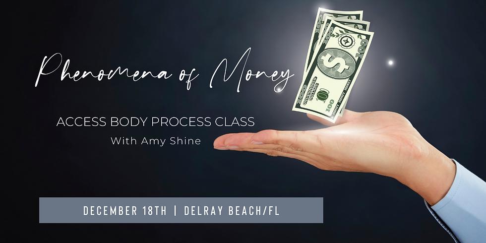 Phenomena of Money - Access Body Process Class